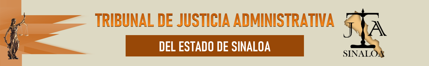 Tribunal de Justicia Administrativa del Estado de Sinaloa